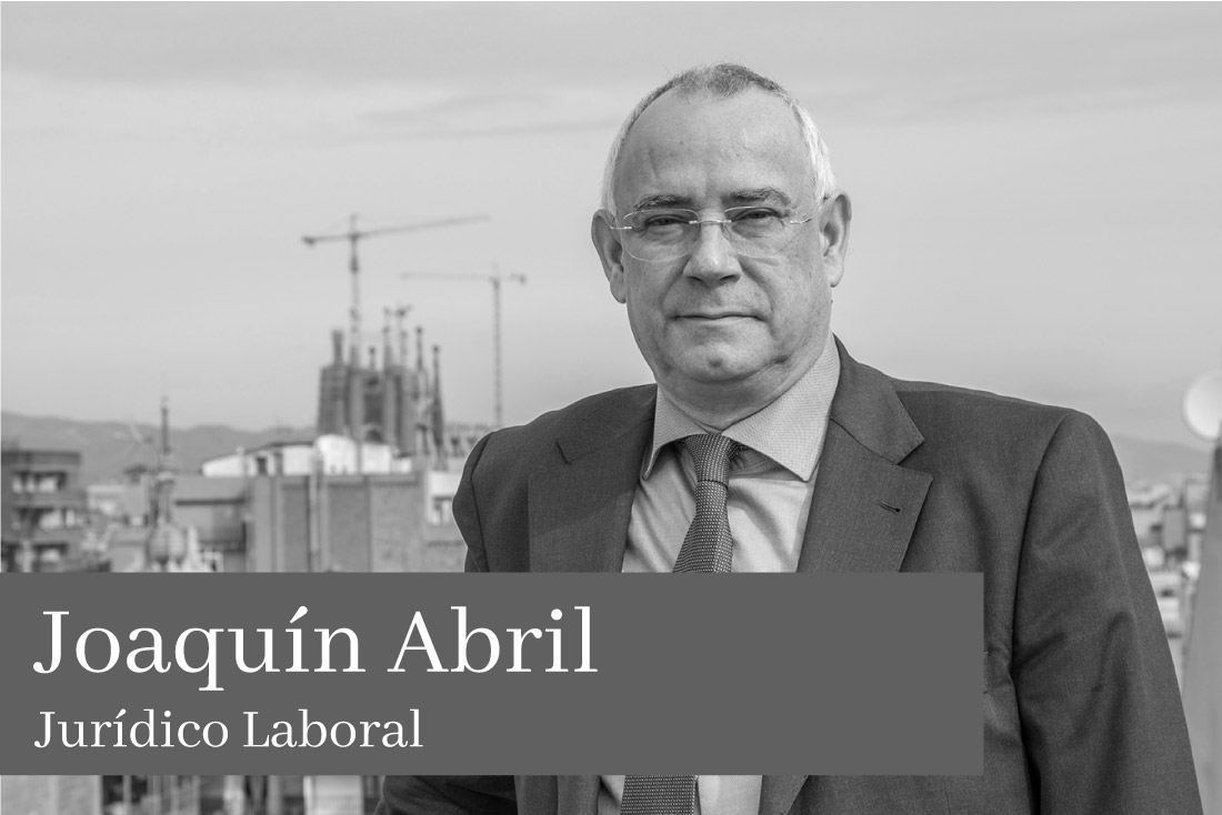 Joaquin Abril Juridico Laboral