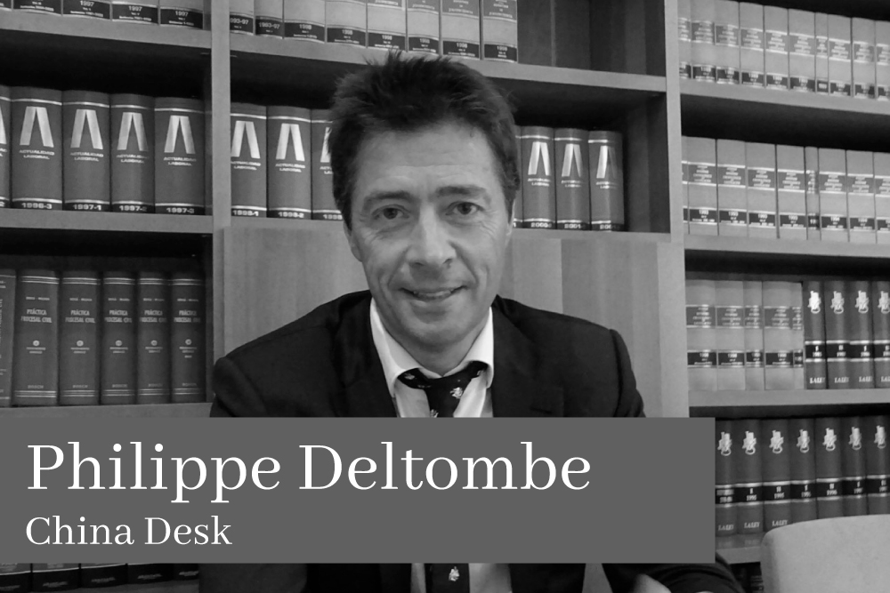 Philippe Deltombe AGM Lawyers