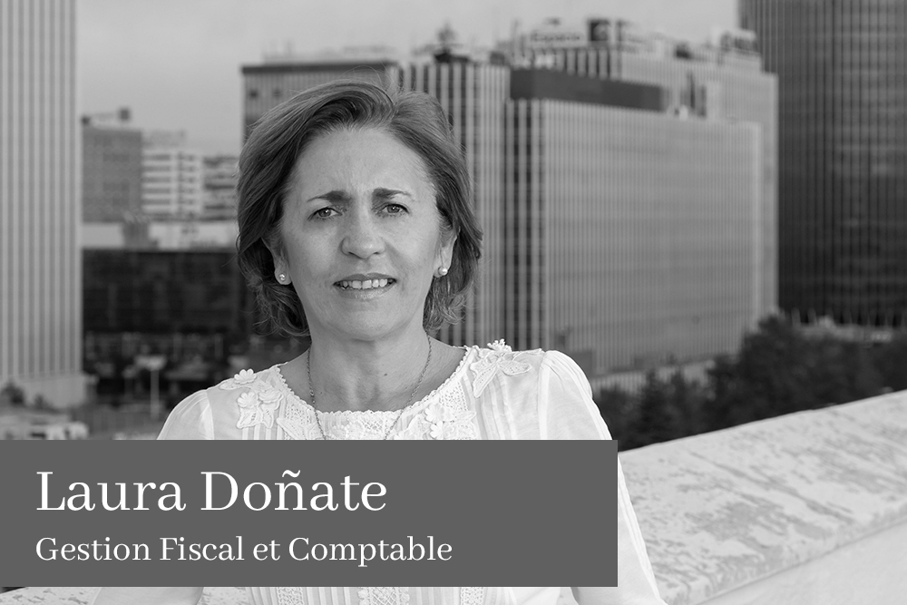 Laura Doñate Gestion Fiscal et Comptable
