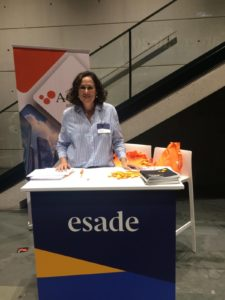 "AGM Abogados participa en la ""Law Career Fair 2019"" de ESADE."